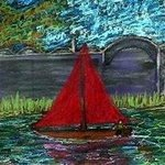 Red Sail, Leo Evans