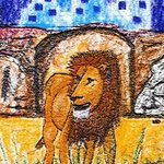THE LION 1 By Leo Evans
