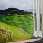 View from the Bunker By Patsy Mair