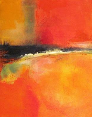 Artist: Leyla Murr - Title: Mexicana - Medium: Acrylic Painting - Year: 2010