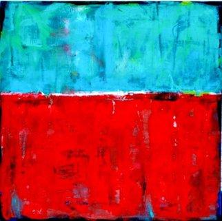 Artist: Leyla Murr - Title: Overture - Medium: Acrylic Painting - Year: 2014