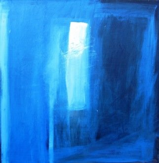 Artist: Leyla Murr - Title: Window - Medium: Acrylic Painting - Year: 2009