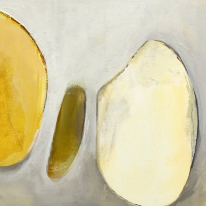 , White Lie, Abstract, $1,575