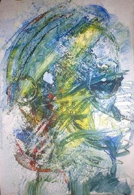 Villa Enrico Artwork Alien, 2001 Alien, Abstract