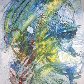 Villa Enrico Artwork Alien, 2001 , Abstract