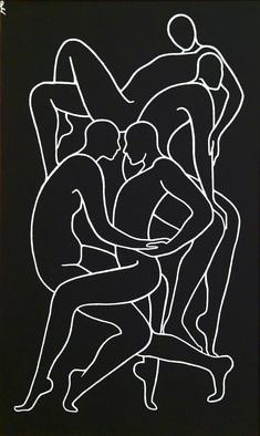 Lia Chechelashvili Artwork Synchronism, 2014 Synchronism, Dance