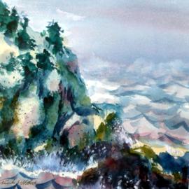 cliffs of Monhegan Island