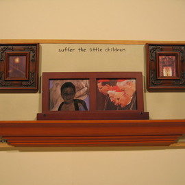 suffer the little children By Gregory Liffick