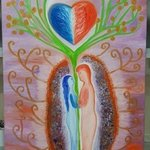 twin flame By Cucu Corina