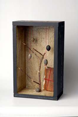 Lisa Esposito Artwork From the Roots of memory, 2006 Mixed Media, Abstract