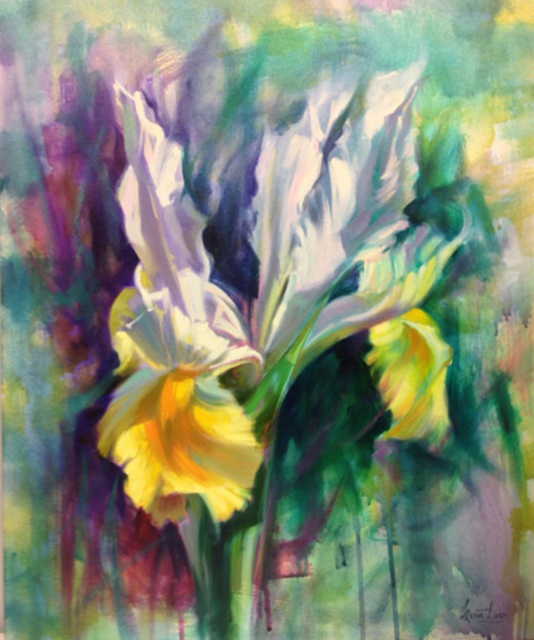 Livia Dias  'Iris', created in 2017, Original Other.