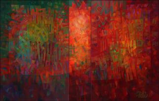 Robert Pelles Artwork Birth, 2014 Birth, Abstract