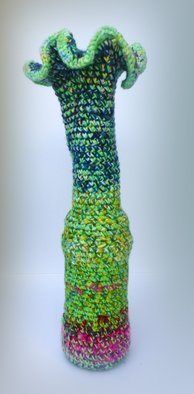 Andreas Loeschner Gornau Artwork Small vase 7, picture 4 of 5 , 2014 Textile Art, Home