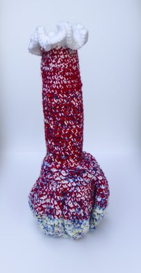 Andreas Loeschner Gornau Artwork Small vase 9 picture 1 of 4, 2014 Textile Art, Culture