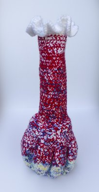 Andreas Loeschner Gornau Artwork Small vase 9 picture 2 of 4, 2014 Textile Art, Fashion