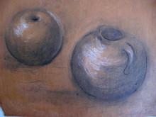 - artwork Still_Life_1950-1251290600.jpg - 1950, Pastel, Still Life