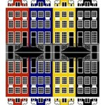 Amsterdam Architecture Merchant houses By Asbjorn Lonvig