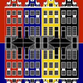 Amsterdam Architecture Merchants houses By Asbjorn Lonvig