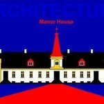 Architecture Manor House By Asbjorn Lonvig