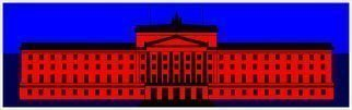 Asbjorn Lonvig: 'Belfast Stormont', 2016 Other Printmaking, Atmosphere. Artist Description:  Parliament in Northern Ireland signed...