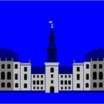 Christiansborg Palace By Asbjorn Lonvig