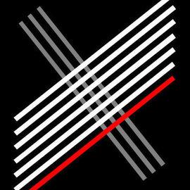 Composition Cris Cross