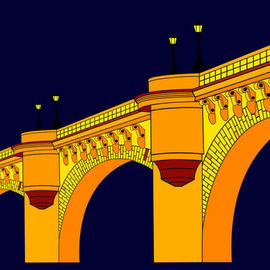 Inspired by Pont Neuf