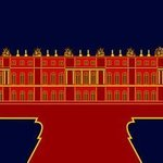 Inspired by The Palace of Versailles By Asbjorn Lonvig