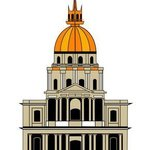 Inspired by  the Church at the Invalides By Asbjorn Lonvig