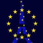 Inspired By The Tour Eiffel And The European Union, Asbjorn Lonvig
