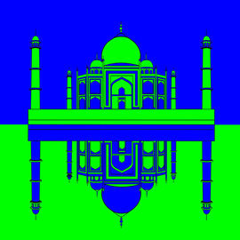 Taj Mahal Inspiration