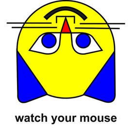 watch your mouse By Asbjorn Lonvig