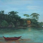 Mystery Of The Red Canoe, Lorrie Williamson