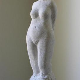 Lou Lalli: 'Ancient Venus', 2001 Stone Sculpture, Figurative. Artist Description: Tennessee pink marble...