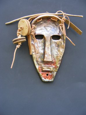 Louise Parenteau Artwork KABA, 2014 KABA, Mask