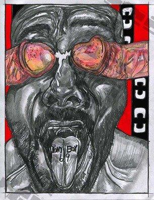 Antonio Garrett Artwork Amused to NO End  Slim to Nothing  FUCK, 2015 Amused to NO End  Slim to Nothing  FUCK, Erotic