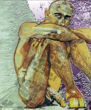 Antonio Garrett Artwork Cristo, 1998 Cristo, Erotic