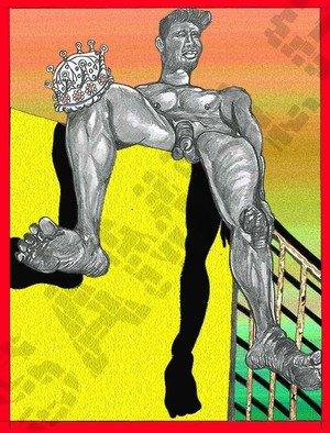 Antonio Garrett Artwork Expectations leads to FAILURE, 2015 Expectations leads to FAILURE, Erotic