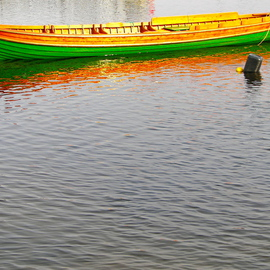 Laurie Delaney: 'Irish Pride', 2011 Color Photograph, Boating.