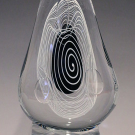 sculptural award  By Lawrence Tuber