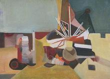 - artwork Still_Life-1113093725.jpg - 1996, Painting Oil, Still Life