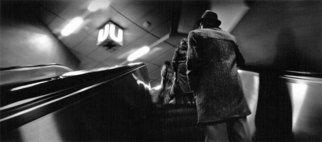 Bernhard Luettmer Artwork Metrodynamic III, 1995 Silver Gelatin Photograph, Cityscape