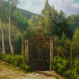 An Itaipava gate