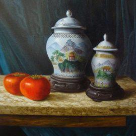 Vases and khakis