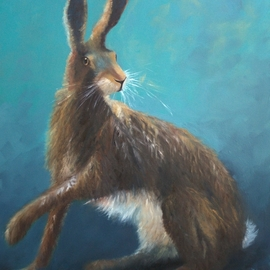 Brown Hare, Tom Lund-Lack