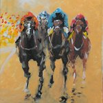 Racing Colours By Tom Lund-Lack