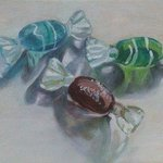 Glass Candies, Lucille Rella