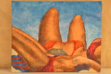 - artwork Unconditional_Enjoyment-1345822407.jpg - 2012, Painting Oil, Figurative