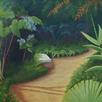Ormond Beach Garden By Lora Vannoord
