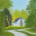 Country Home, Lora Vannoord